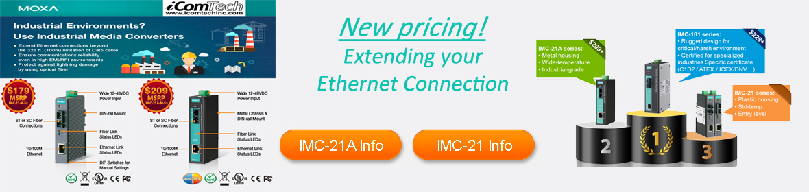 IMC21 new pricing