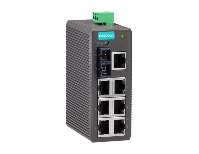 Eds 208 M Sc Entry Level Unmanaged Ethernet Switch With