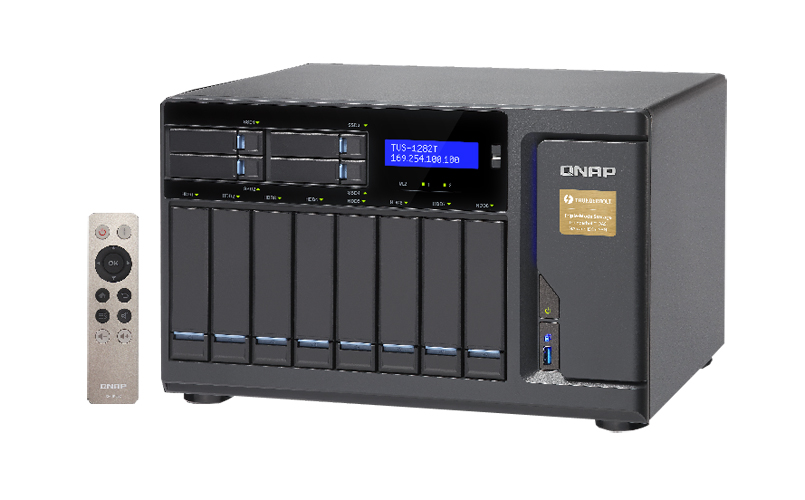 Tvs 1282t I5 16g Us High Performance 12 Bay 8 4