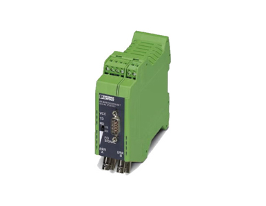 27084238 - PSI-MOS-RS232/FO 850 T - RS232 to fiber converter. DB9M serial to 2x duplex fiber multimode 850nm ( ST ) [ 4.2km, 2.6 by PERLE