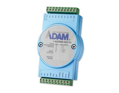 Adam 4017 Ce Analog In Mod 8 Ch Differentia Wireless