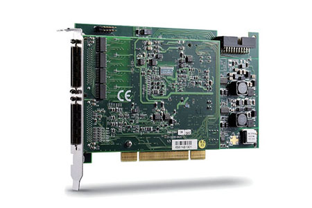 DAQ-2205 - 64CH 500KS/s high speed Multi-function card by ADLINK