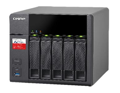 QNAP TS-531P-8G-US - TS-531P (8GB RAM version) ARM-based NAS