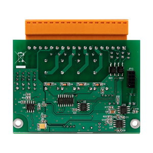 XV306 4 Analog Input and 4 Digital Counter Input and 4 Form A